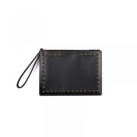 Stud Mini Clutch - yellow