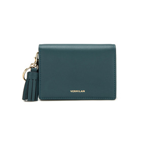 Flap Wallet - green