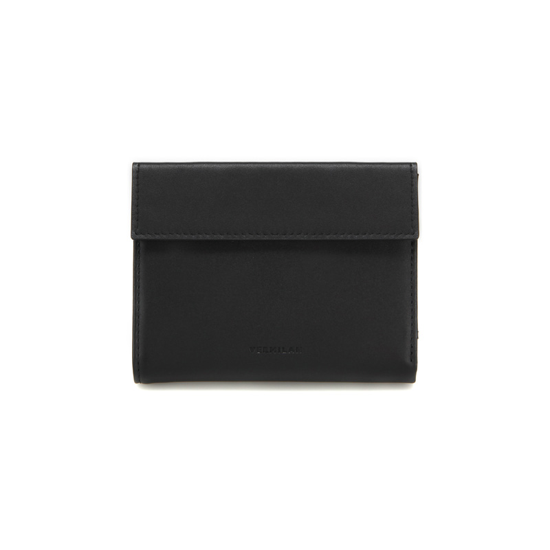 TRIPLE WALLET - BLACK